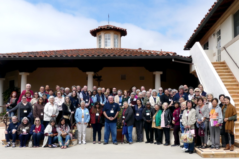 Attendees at 2019 Regional Retreat